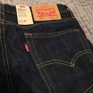 Levi's 510 Skinny Jeans